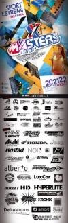 X Masters awards Senigallia freestyle motocross ,sport estremi e non solo 20 21 22  luglio