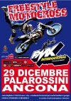 FREESTYLE MOTOCROSS SHOW al PALAROSSINI DI ANCONA 29 DIC. 2012