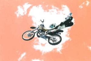 Possibilità di ospitare i grandi eventi freestyle motocross
