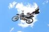 grandi spettacoli freestyle motocross in Francia