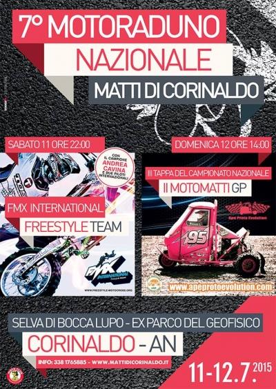 spettacoli motocross freestyle in Italia