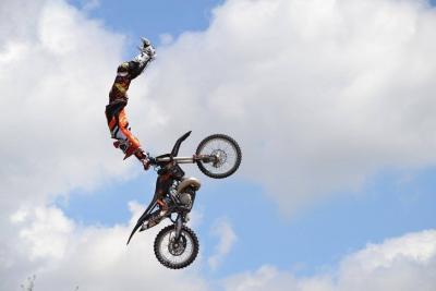 Spettacoli freestyle motocross per la nuova stagione