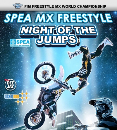Motocross Freestyle, Night Of The Jumps 2012 - Torino