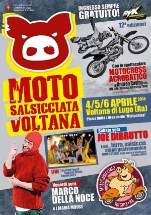 PROSSIMI EVENTI FREESTYLE MOTOCROSS IN ITALIA 5 6 APRILE VOLTANA (RA)
